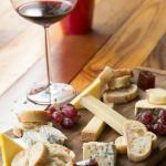 french affinated cheese plater