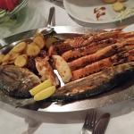 Grigliata di pesce per 2 persone