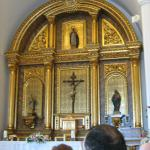 Benalmadena Pueblo, Kirche Santa Domingo, Altar