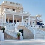 Quadro outdoor terraces & majestic staircase