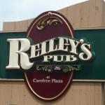 Reiley's Pub sign on Route 903