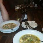 Unsere Fischsuppe
