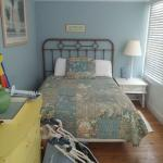 Sleeping Porch/front bedroom