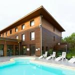 All Suites Hôtel Le Teich - Piscine