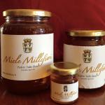 Rosemary honey from Valle Buia makes the breakfast at B&B Arena so sweet!