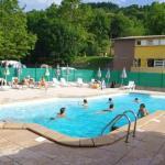 piscine des deux campings