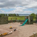 Play area at Old Byre Visitor Centre