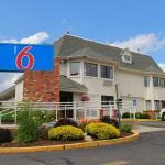 恩菲爾德哈特福德 6 號汽車旅館