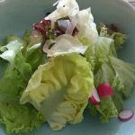 Adelboden - Schönbühl - crisp salad