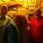 From left, me, wife (Robin), Vicky and David