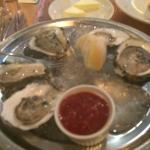 oysters! great!