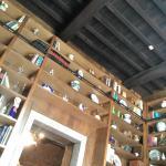 """Salón """"La biblioteca"""""""