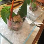 Some Dishes from the Omakase (chefs choice tasting )
