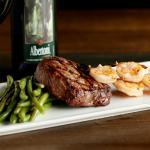 Steak at P's