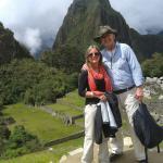 Machu Pichu...y el Huayna Pichu al fondo