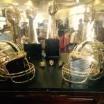 Trophy Case is Club house