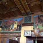 Murals from the early 1900's (fixed up)