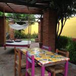 Excelente lugar para descansar en Comala