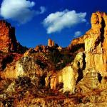 彩色沙林天氣好的時候真實的照片,不用處理就已經很美了啊😊