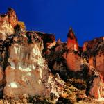Photo de Luliang Colored Sand Forest