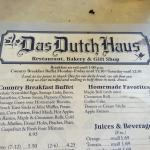 DAS Dutch Haus Restaurant