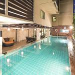Photo de Aspen Suites Hotel Sukhumvit 2 Bangkok by Compass Hospitality