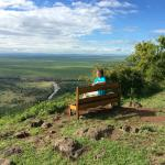 View from Siria Tented Camp overlooking Mara