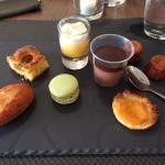 L'ardoise a 5 euros de desserts