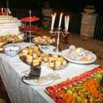 Parte del nostro buffet dolci
