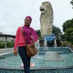 Menara Merlion Pulau Sentosa