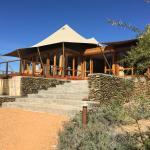 Foto de Sanbona Wildlife Reserve - Tilney Manor, Dwyka Tented Lodge, Gondwana Lodge