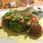 Village Kitchen fish