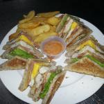 Best Ever Club Sandwich