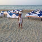 cena spiaggia