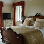 Komfortables Bett - Yew Room