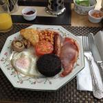 Full Scottish Breakfast