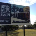 Miles Historical Museum