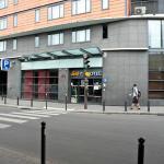Foto de Suite Novotel Paris Porte de la Chapelle
