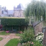 Beautiful gardens.