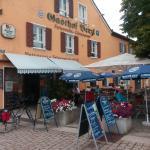 Gasthof Berzl mit Biergarten