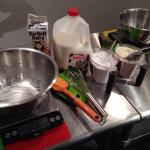 Gelato making
