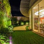Jardim Externo Hotel Panamby Sao Paulo
