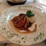 Duck in port wine sauce