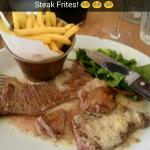 Best cooked steak I've had for a long time!