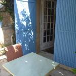 Petite terrasse aménagée