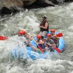 Great trip and run down class 3 and 4 Rapids