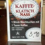 Kaffee Klatsch