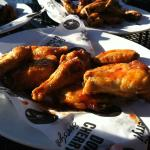 Monster Wings served on 2 for 1 wing night every Thursday! Delicious