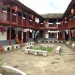 Yangshuo Dahutong Traditional Courtyard Foto