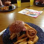 The Classic Burger